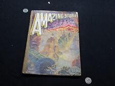 Amazing Stories November 1929 large edition