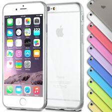 Handyhülle für iPhone Transparent Silikonhülle Ultra Slim Zubehör Schutz Hülle
