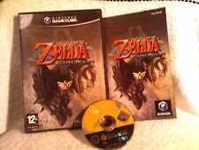 The Legend of Zelda: Twilight Princess Gamecube Game, Complete, PAL, Nintendo