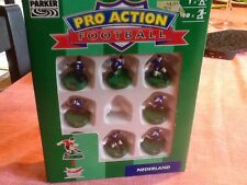 Pro Action Football Netherland Team Footballers Boxed Game Parker Hasbro 1993