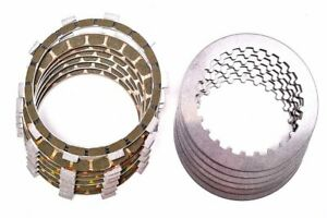 04-09 EX500 Ninja 500 Barnett Friction and Steel Clutch Plates Kit
