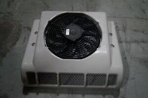Kondensator mit 1 Ventilator 12 V für Dachklimaanlage, Standklimaanlage,