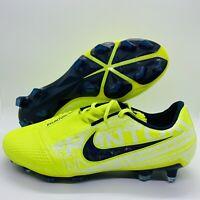 Nike Phantom Venom Elite ACC FG Soccer Cleats Volt Mens Size:7.5 AO7540-717