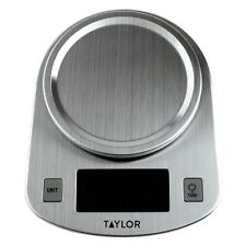 Taylor Precision Products Silver Kitchen Scales for sale | eBay