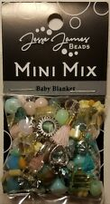 Jesse James Mini Mix Bead Set BABY BLANKET BEAD MIX FREE US SHIPPING