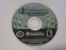 Mario Golf: Toadstool Tour (Nintendo GameCube, 2003) Disc Only