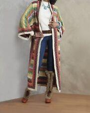 sz small Calliope Long SweaterCoat Duster by Ashro new