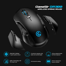 Game sir GM300  Wired / Wireless Gaming Mouse 16.8 million RGB colour