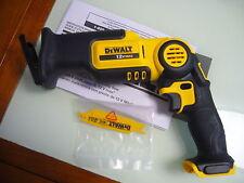New Dewalt DCS310 12 volt Cordless Pivot Reciprocating saw use 12v DCB120 DCB124