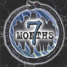 7 MONTHS NEW AGE STAY CHANGE START IT OVER AOR KANSAS SEVEN PROG ROCK CD01