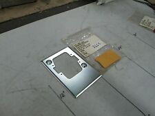 """Simplex A/V Adaptor Plate PID #4905-9908 P/N 0748309 5"""" X 7"""" Lot of 4 (NIB)"""