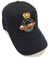 HMS British Royal Navy Submarine Service Crest Ball Cap Hat Submariner