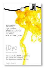 Jacquard iDye Fabric Dye Natural Fibres  14g  - Sun Yellow