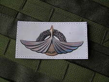 Patch Velcro - insigne brevet TIREUR MILAN - missile anti-char TANK P4 VAB russe
