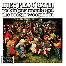 "Huey ""Piano"" Smith - Rockin' Pneumonia And The Boogie Woogie Flu CD"
