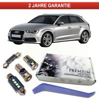 Audi A3 8V 8V1 LED Innenraumbeleuchtung SMD Premium Set weiß Canbus