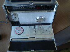 ZENITH R1000-1 TRANS-OCEANIC TRANSITOR RADIO - .PARTS/REPAIRS