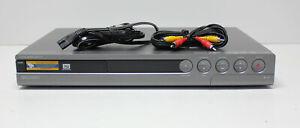 Go Video R6640 Progressive Scan DVD+R/+RW Recorder w/ Cables