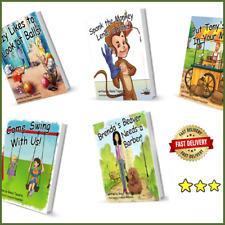"""Brenda's Beaver Needs a Barber--Funniest """"children's ebooks''[5 E-B00KS] ✅"""