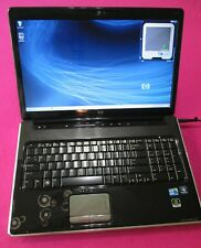 FAST! HP Pavilion dv7 laptop Intel I7-640m 2.8-3.46Ghz 4GB ram 500gb hdd G105M