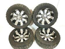 Original 2006 Dodge Ram 1500 2500 ein Satz Alufelgen mit Reifen  33-12.5-20