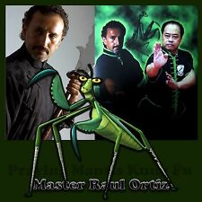 Seven Star Praying Mantis Kung Fu with Sifu Raul Ortiz (9 DVD Set)