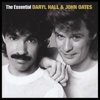HALL & OATES (2 CD) ESSENTIAL ~ MANEATER~RICH GIRL ++ DARYL JOHN 70's/80's *NEW*