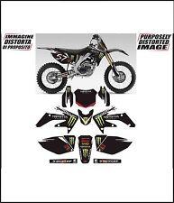 kit adesivi stickers compatibili crf 125 150 250  2004