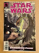 STAR WARS TALES #20! VARIANT COVER DARK HORSE COMICS 2004! RARE! WOW! SEE PICS!