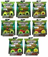 Monster Jam Walmart Exclusive Zombie Invasion Choose Monster Trucks 10/26/2020