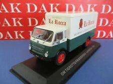 Die cast 1/43 Modellino Camion Truck OM Tigrotto Frigorifero La Rocca 1963