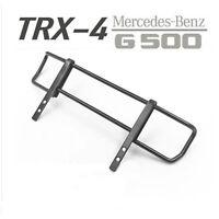 Metall Front & Rear Stoßstange für Traxxas TRX-4 Mercedes-Benz TRX-6 G63 G500