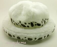 Hot Anime Trafalgar Law Cosplay Costume Lovely Flannel Hat Gifts