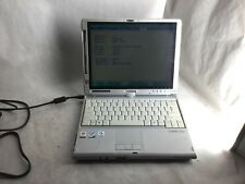 Fujitsu LifeBook T4215 Intel Core 2 Duo 1.83GHz 2gb RAM Laptop Computer -CZ