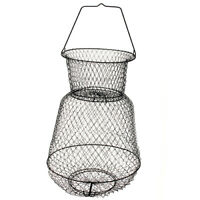 NEW! Eagle Claw Wire Fish Basket (Medium/13 x 18-Inch) 11052-001