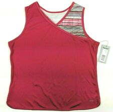 Hind Womens Cross Print Tank Top Size XL 44772-PIPOS