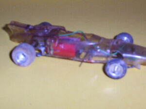 1/24   scale   Open  Wheel    slot  car  - -  OLDIE