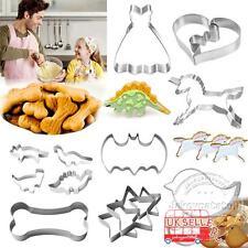 Métal Cookie Cutter Baking Tools Pastry Diy Biscuit Cookie Moule Diverses formes