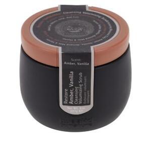 Tweak'd Original Amber Vanilla Hair Cleansing Volumizing Scrub 8 oz Sealed
