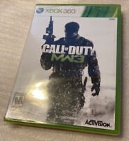 Call of Duty: Modern Warfare 3 (Xbox 360, 2011)Sealed Is Ripped Off See Photos*