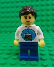 *NEW* Lego Birthday Girl Cake Body Cake Topper Minifig Figure Fig x 1