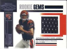 2003 PLAYOFF HONORS JERSEY #ed 700/700 rookie  CARSON PALMER #208  BENGALS USC