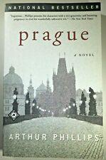Prague by Arthur Phillips (2003, PB) Bestseller, Free Shipping