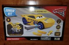 Revell Junior Disney Pixar Cars Model Assembly Kit Cruz New Priority Shipping
