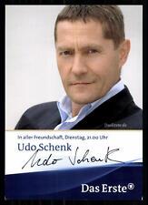 Udo Schenk In aller Freundschaft Autogrammkarte Original Signiert## BC 5385