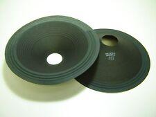 """Pr. 12"""" Paper Speaker Cones -- Recone Parts -- 135543"""