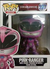 FUNKO POP - Pink Ranger - Saban's Power Rangers - Vinyl Figure #397