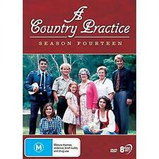a Country Practice Season 14 (dvd 8-disc Set) R4 Series Fourteen