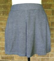 LULULEMON ATHLETICA Size 4 Women's Gray Pleated Shorts Golf Tennis Running