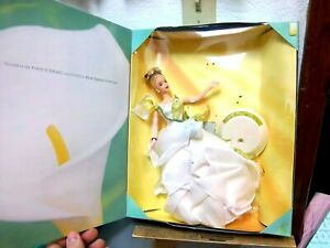 Lily Barbie doll 17556 FAO Schwarz in original box, excellent condition, Mattel